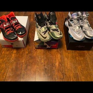 Nike Lebron James Collection